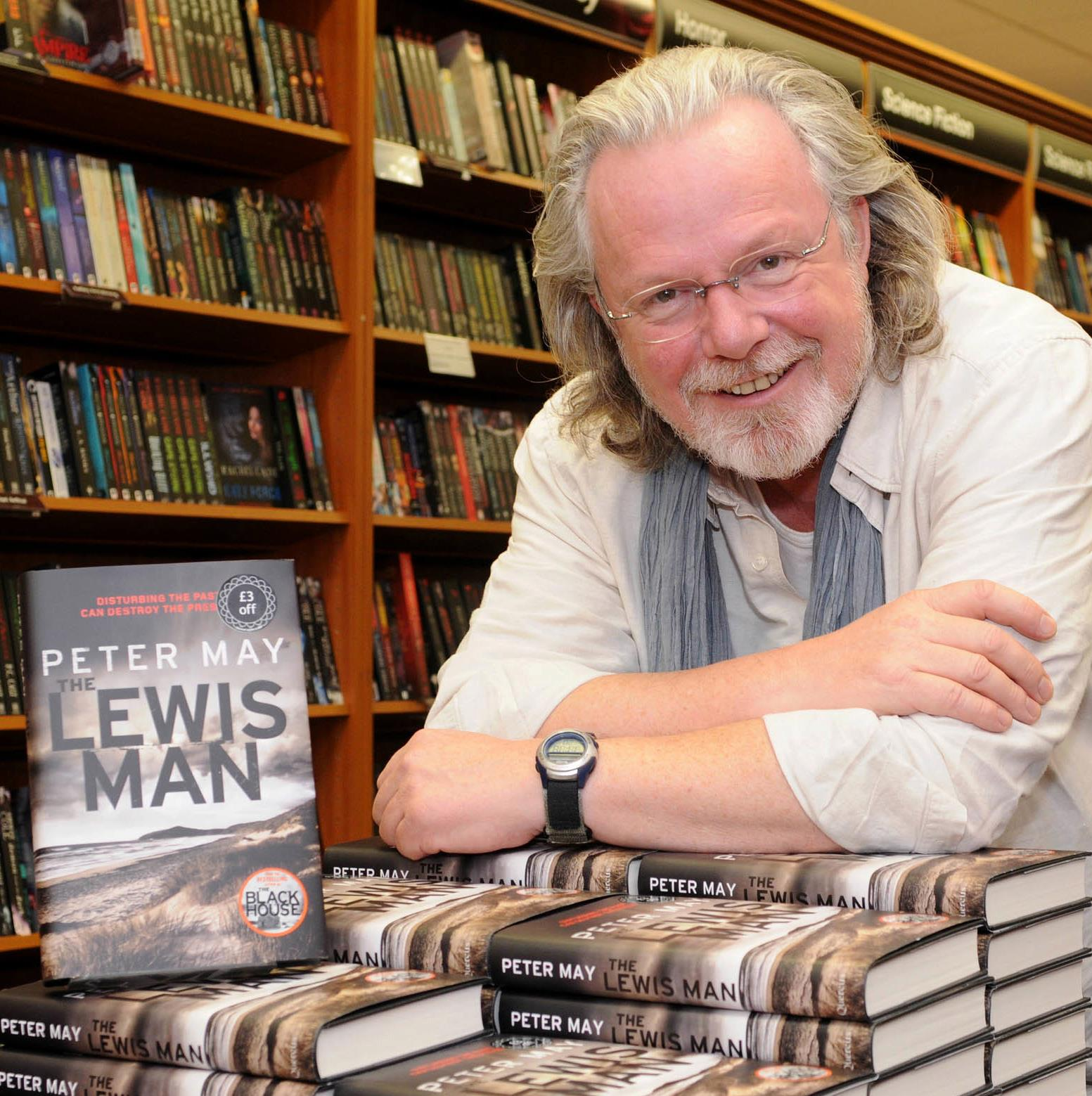 Peter May Author Of The Lewis Trilogy